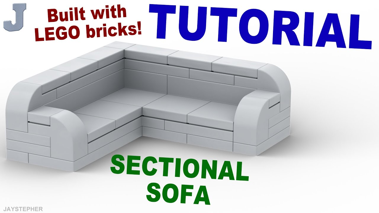 Tutorial - Sectional Sofa [CC] - YouTube