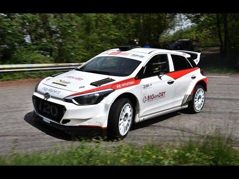 Test G. Basso Hyundai i20 R5 2017