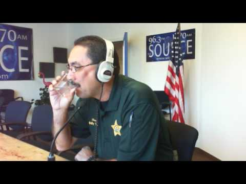 Marion County Sheriff Billy Woods Interview