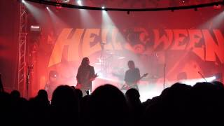 Helloween - Dr. Stein LIVE @ Hellish Tour II, Estragon, Bologna, 6 March 2013
