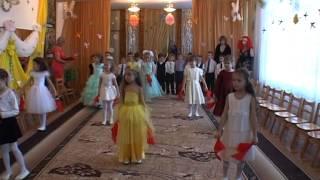 """""""Мама"""" танец в детском саду"""