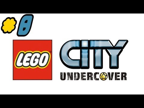 Lego City Undercover - Walkthrough - Part 8 - Animal Cruelty
