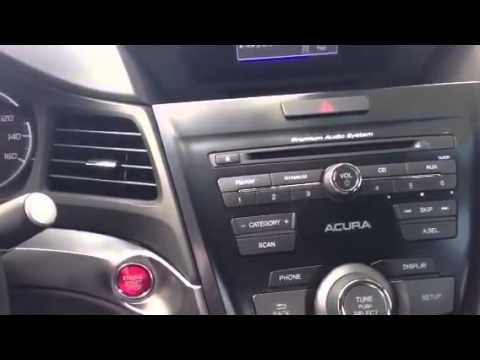 2013 Acura ILX Premium Package Interior   John Eagle Acura
