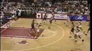 Bulls vs Suns 1993 Finals - Game 4: Michael Jordan 55 points