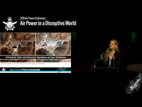 The Disruptive World & the Integrated Force - Jennifer McArdle
