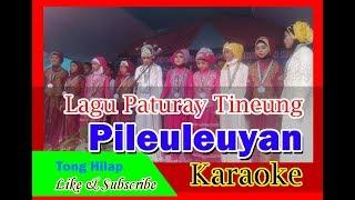 Pileuleuyan - Karaoke   Paturay Tineung    Lagu Perpisahan Sekolah