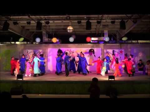 Rước Đèn Tháng Tám  - (Vietnamese Lantern Dance)