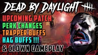 PERK CHANGES! Upcoming Patch Breakdown! [#185] Dead by Daylight with HybridPanda