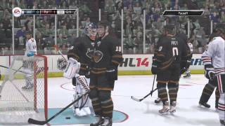 NHL 14: Ray Stanley - Save Of The Year Candidate