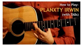 "Andrea Fanciulli - How to Play ""Planxty Irwin"""