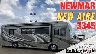 See the great features of the new 2019 NEWMAR NEW AIRE 3345.