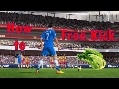 Fifa online 3 - Free kick - วิธียิงฟรีคิกระดับมาหาผักกาด