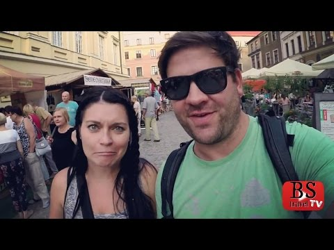 Ep. 73: SMART people aren't SCARED to look STUPID. Lublin, Poland Travel Guide
