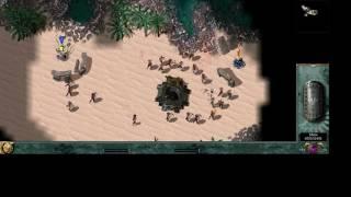 Total Annihilation: Kingdoms Gameplay