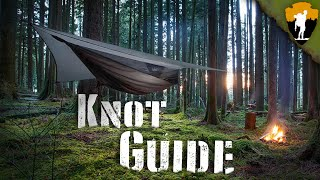 Essential Knots for Hammock Camping