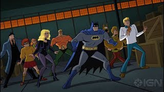Scooby-Doo! & Batman: The Brave and the Bold - Trailer Debut