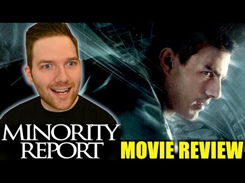 Minority Report - Movie Review