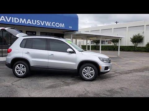2017 Volkswagen Tiguan Orlando, Sanford, Kissimme, Clermont, Winter Park, FL 5533P
