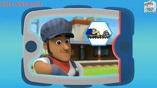 Paw Patrol Pawsome Mission Paw - Rubble, Ryder, Chase Team Rescue - Nickelodeon JR - Episode 1