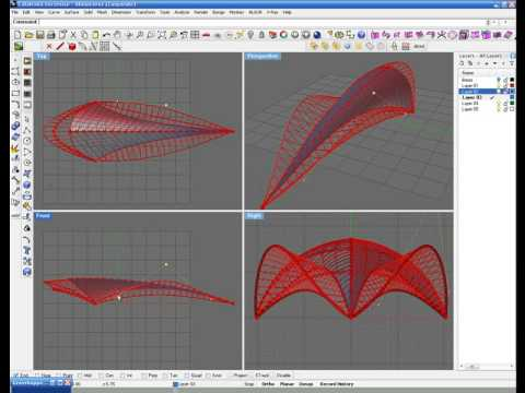 Parametric Architecture With Grasshopper Youtube