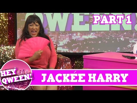 Jackee Harry UNCUT Part 1 on Hey Qween with Jonny McGovern