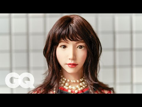 The Most Humanlike Robot & Her Creator Hiroshi Ishiguro (Ep. 7) | The Performers | GQ & Gucci
