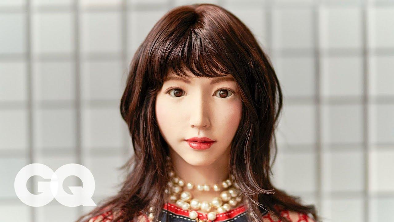 The Most Humanlike Robot & Her Creator Hiroshi Ishiguro (Ep. 7) | The Performers | GQ & Gucci