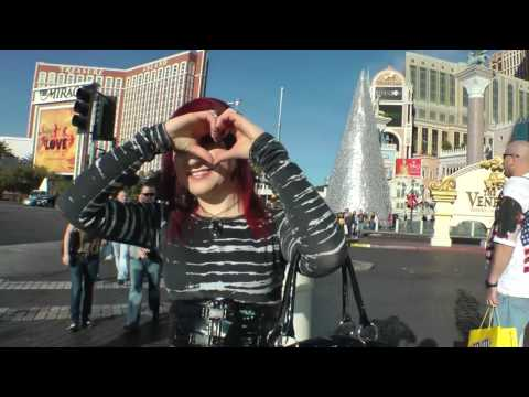 Industrial Dance in Las Vegas - Tank9 & MaryQuiteContraryy
