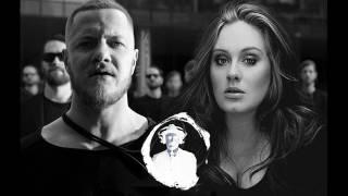 Dj Joseph Gi and Adele ft Imagine Dragons - thunder send my love