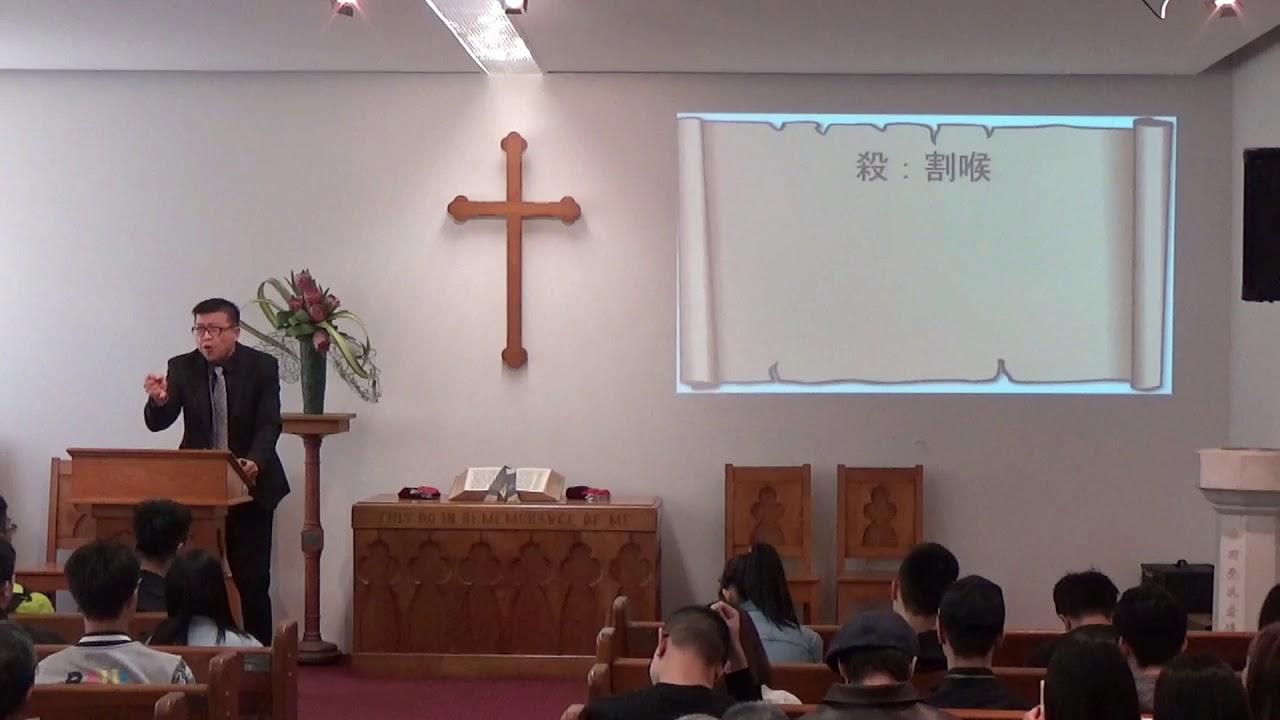 愛:教會的循環系統 - 20190310