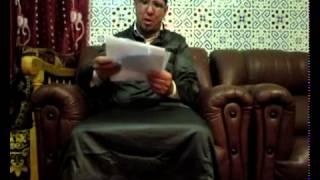 توبة الشاب بلال المغربي من الغناء مشهد جد مؤتر