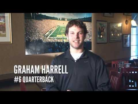 Packers Graham Harrell for Kunes Country Auto Group!