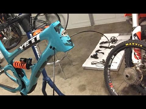 Yeti SB6c Garage Build! ***Livestream***