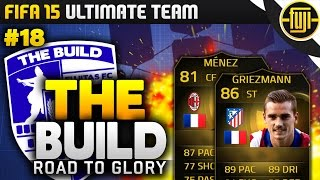 Fifa 15 - The Build - Road To Glory - Ep.18 - The Frenchmen!!! - Fifa 15 Ultimate Team