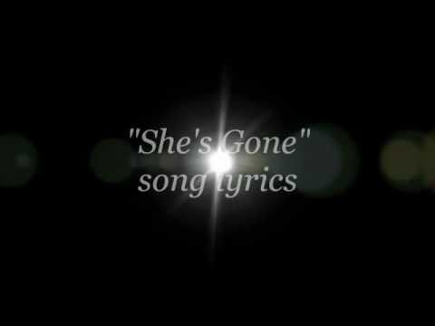 Steelheart - She's Gone lyrics