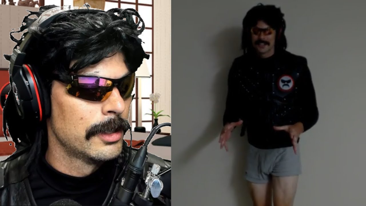 DrDisRespect Reveals His Room And Funny Moments In PUBG