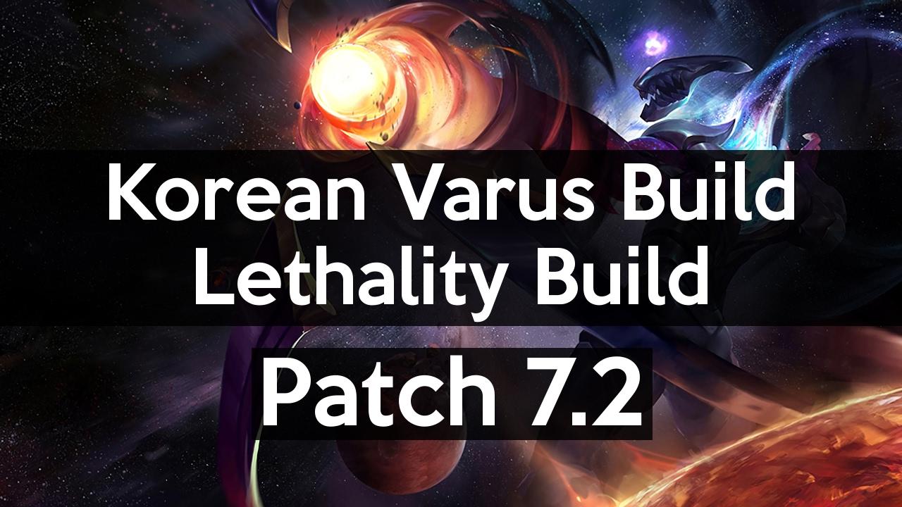 Patch   Varus Build