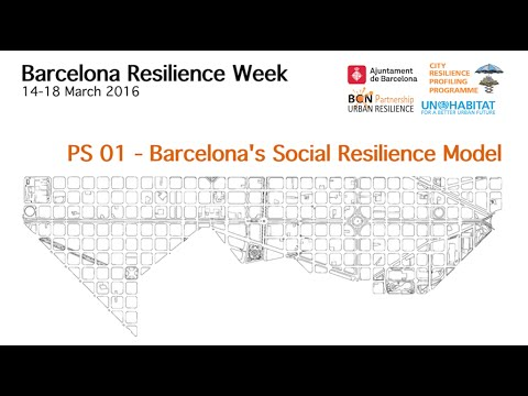 PS 01 - Barcelona's Social Resilience Model