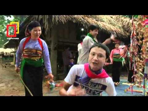"""SVN 2012 SMDT Trải nghiệm múa """"Pồn Poong"""" Ngọc Lặc, Thanh Hóa"""