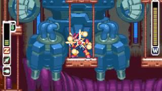 Play Mega Man Zero 4 Online GBA Game Rom - Game Boy Advance