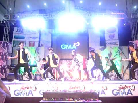 University of Luzon Engineering and Architecture (GMA Kapuso mall show with Kylee Padilla)