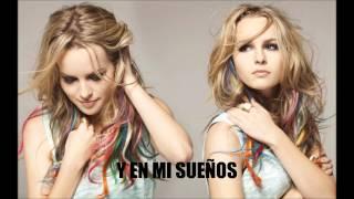 Bridgit Mendler - Blonde (Subtitulos español)