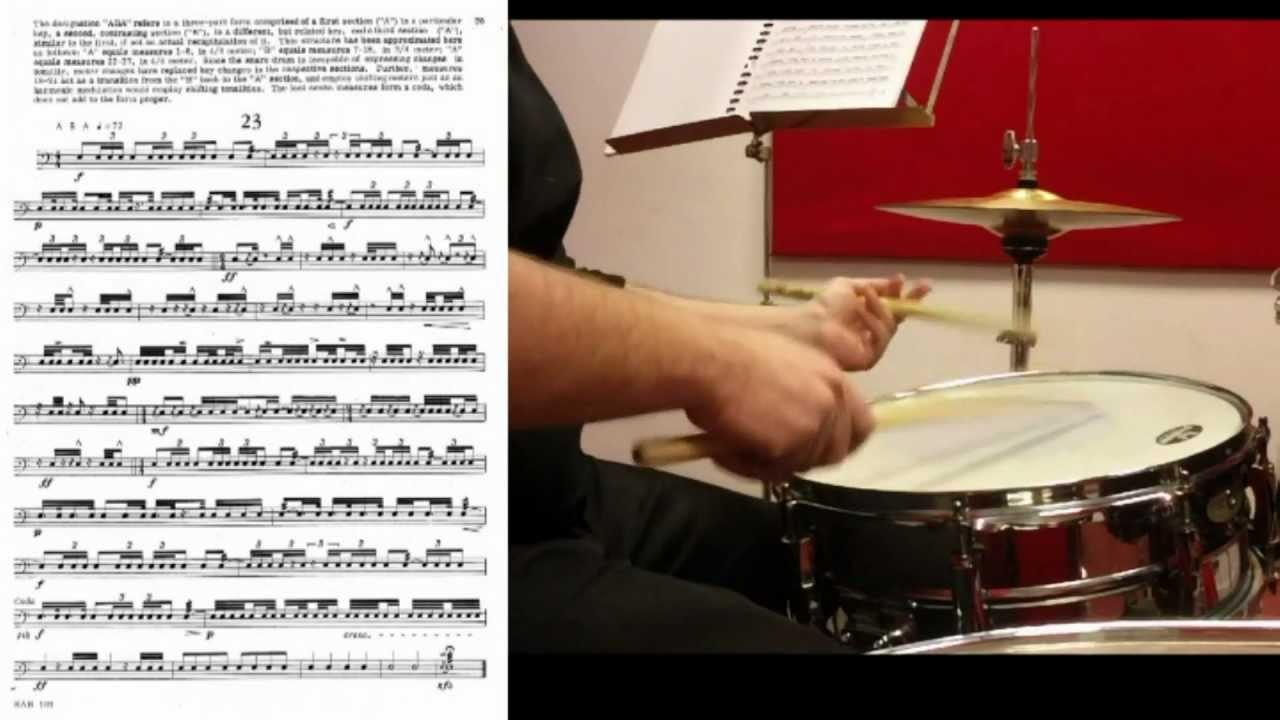 Anthony cirone portraits in rhythm