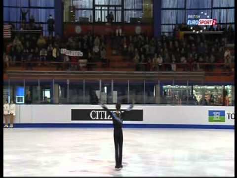 Joshua Farris - 2013 World Junior Championships - LP