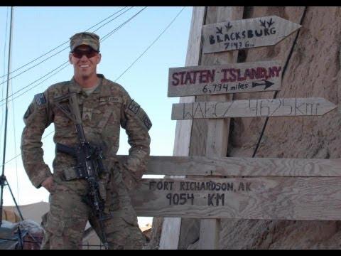 FALLEN SOLDIER TRIBUTE STAFF SGT. MICHAEL OLLIS