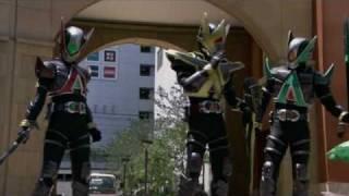 Kamen Rider Blade Movie Trailer