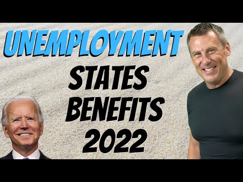 STATES PAYING UNEMPLOYMENT BENEFITS 2022! Infrastructure Jobs UNEMPLOYMENT BENEFITS UPDATE PUA SSI