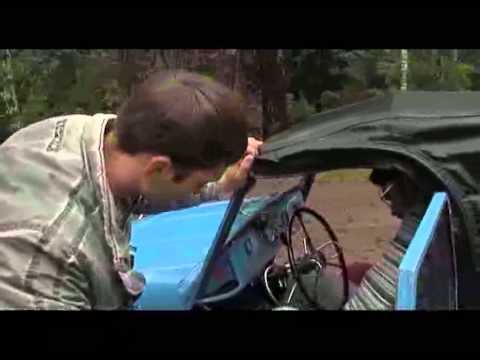 самодельная мотоколяска фото