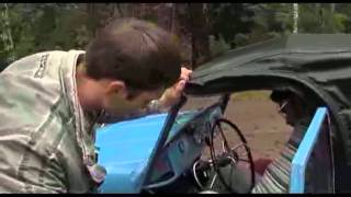 СМЗ - раритетная мотоколяска 'моргуновка'