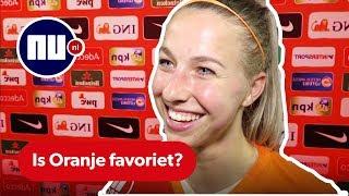 'Heel Nederland denkt dat Oranje wereldkampioen wordt'